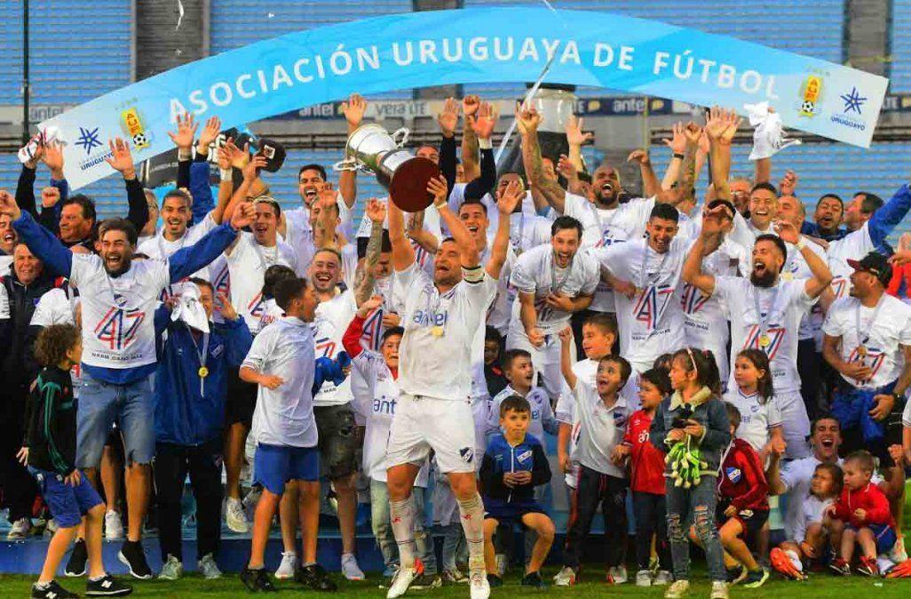 Nacional ganó el clásico y se consagró campeón del Campeonato Uruguayo 2019