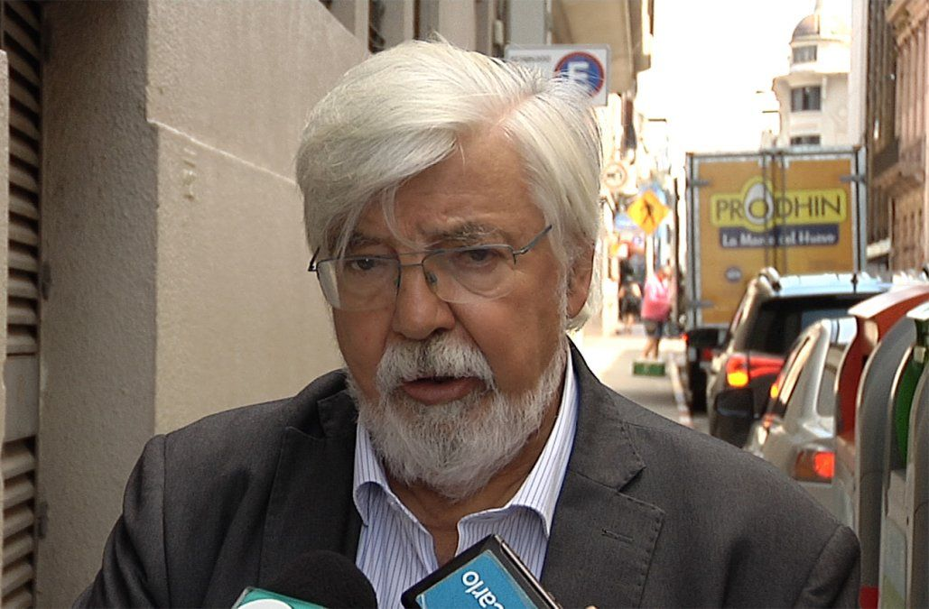 Bonomi afirmó que custodia policial a fiscal Ferrero es a elección los fines de semana