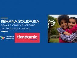 Tiendamia se une a América Solidaria para disminuir la pobreza infantil