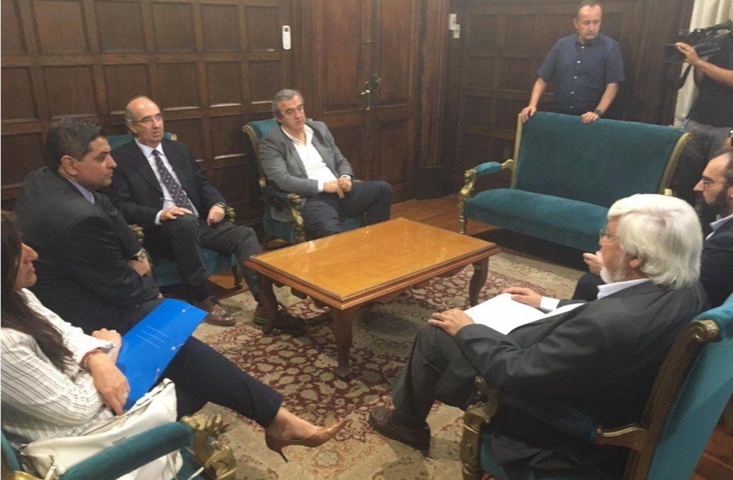 Larrañaga ya prevé interpelaciones en las que participe Bonomi como ex ministro
