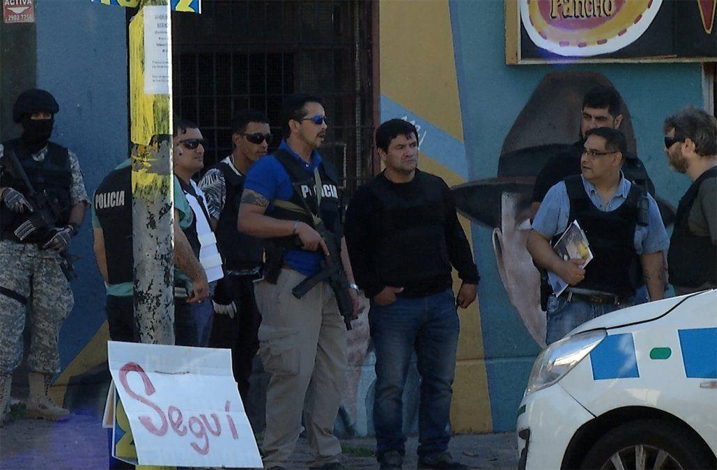 Tres detenidos y cuatro requeridos tras más de 100 denuncias de robos en barrio Sur