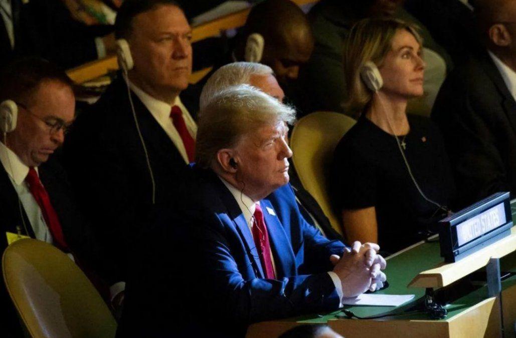 Cámara Baja de EEUU aprueba juicio político a Trump por abuso de poder