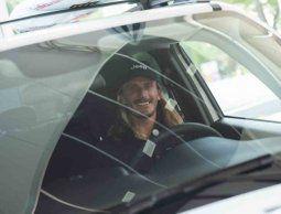 Lucas Madrid, nuevo embajador de Jeep Uruguay