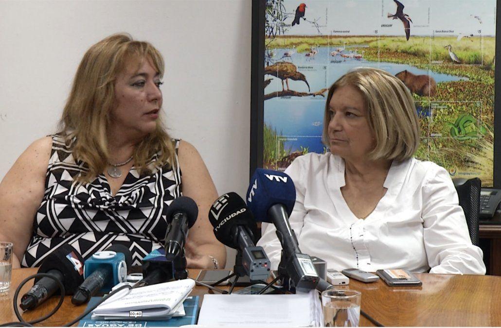 Entrante y saliente ministra de Vivienda coinciden en su preocupación por los asentamientos