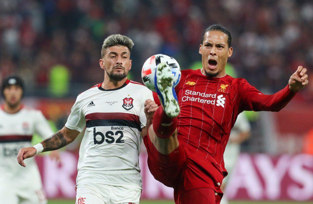 Liverpool campeón del Mundial de Clubes tras vencer a Flamengo con gol de Firmino