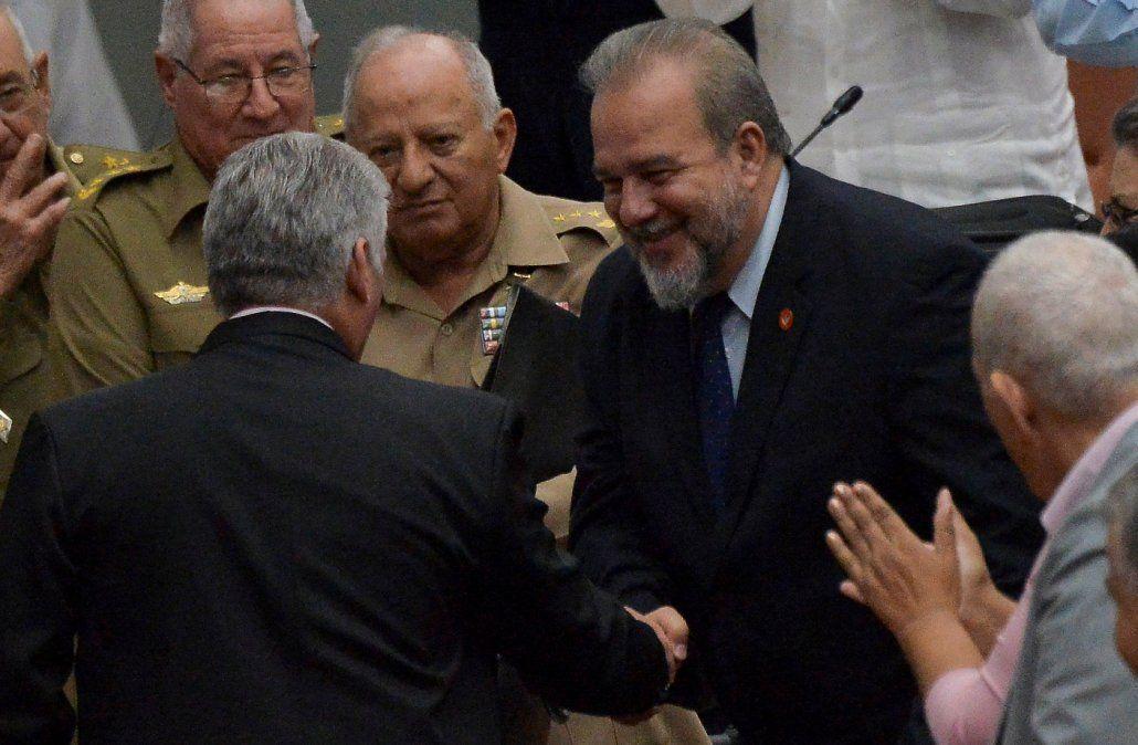 Un ministro de Fidel es el nuevo jefe de gobierno en Cuba