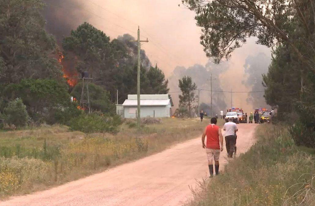 Viviendas afectadas por incendio en La Esmeralda serán exoneradas de contribución