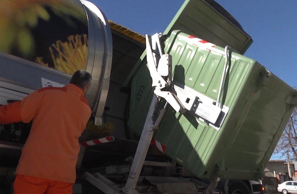 Intendencia reforzará el personal para la recolección de basura en Navidad