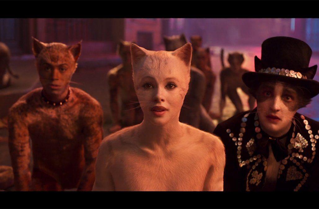 Cats, el mítico musical de Broadway al cine de la mano de Tom Hooper