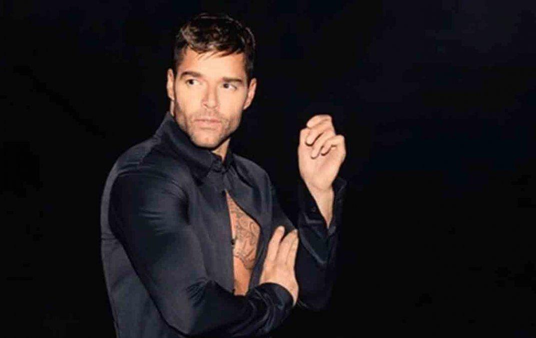 Ricky Martin se presentará el 2 de marzo en el Antel Arena