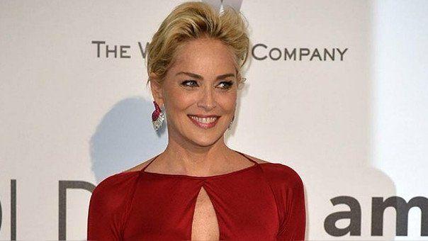 A Sharon Stone le cierran la cuenta en una app de citas; no creyeron que fuera ella
