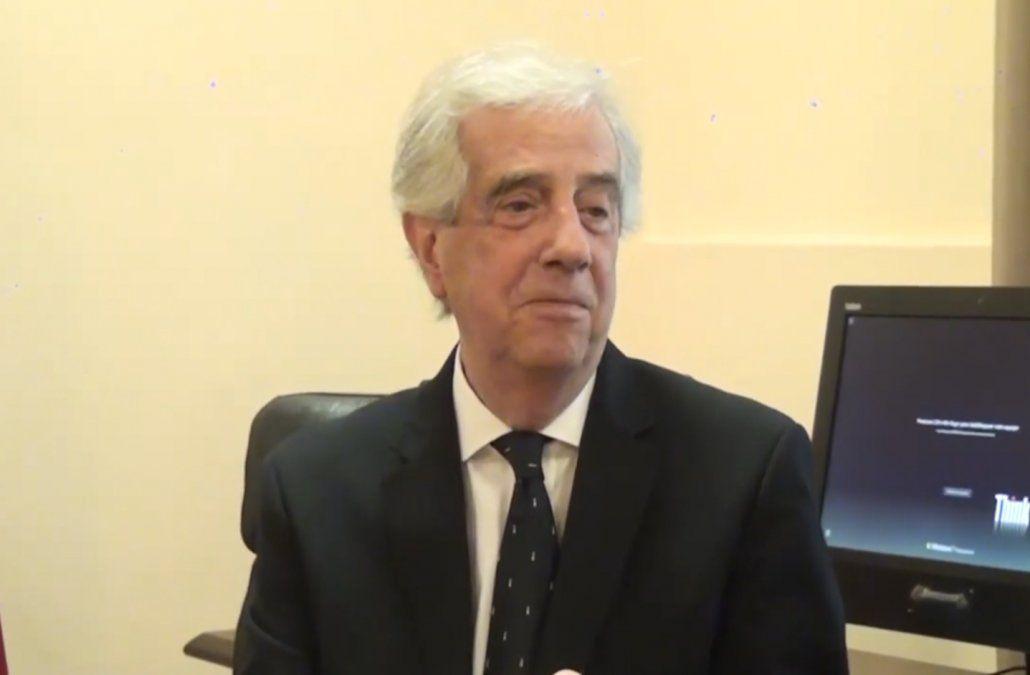 Vázquez anunció que seguirá en la política activa tras dejar el gobierno