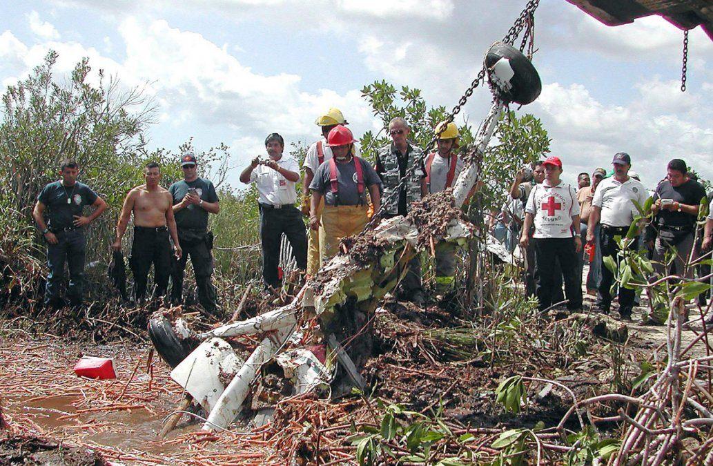Tres muertos en accidente de avioneta en Colombia