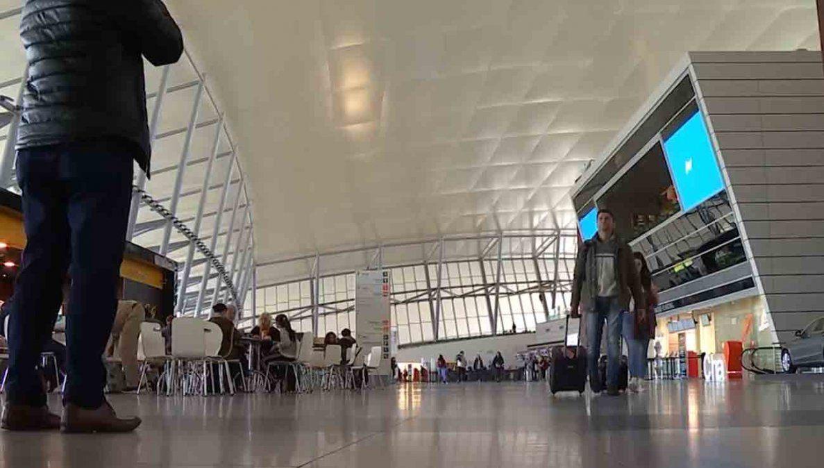 Aumentó 25% la salida de uruguayos al exterior en los últimos días del año