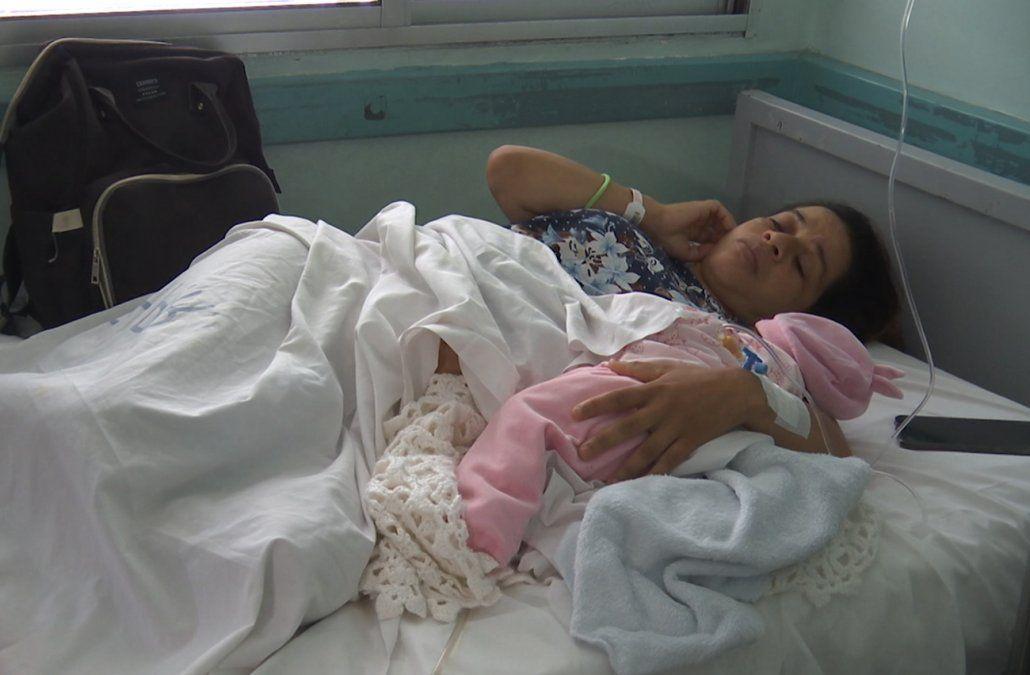 La hicieron viajar de Melo a Montevideo en taxi con embarazo a término