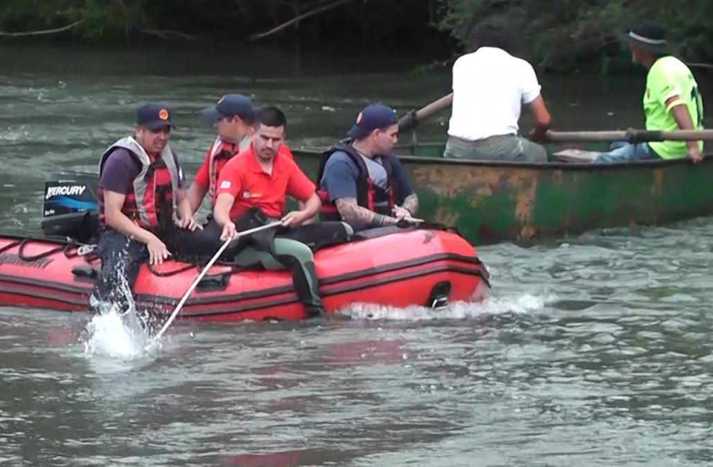 Hallan el cuerpo del joven de 20 años que se ahogó en el río Cuareim