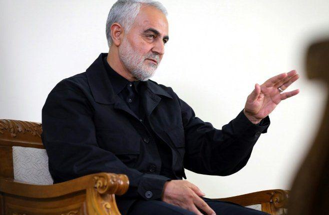 El general Soleimani