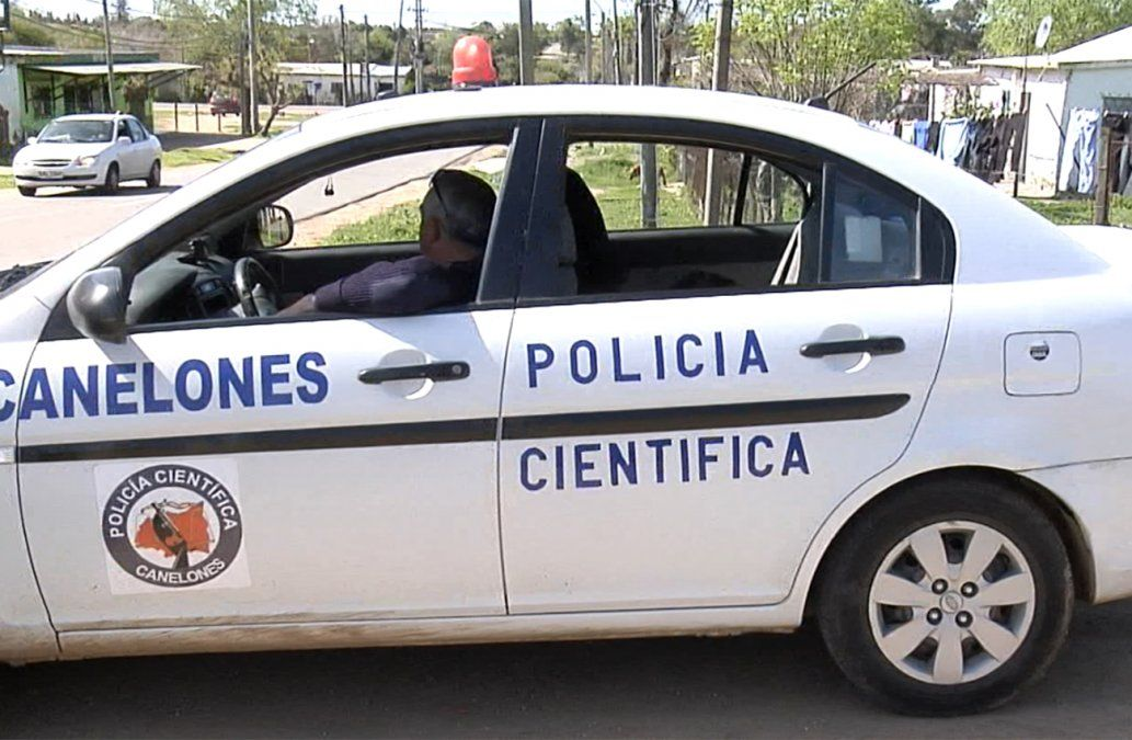 Policía denunció el robo de su arma pero la había perdido al conducir ebrio una moto