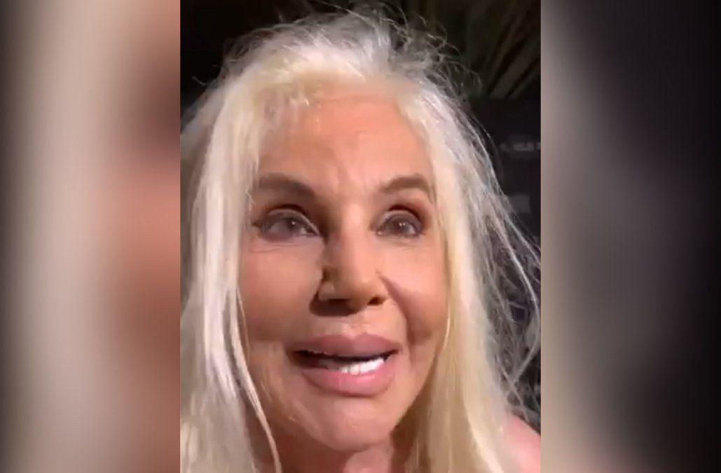 Susana habló del incidente que protagonizó su nieta a la salida de un boliche