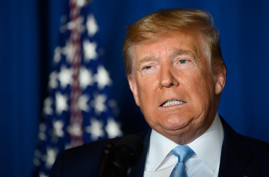 Trump advirtió a Teherán de que si ataca a EE.UU. tiene 52 puntos iraníes en la mira