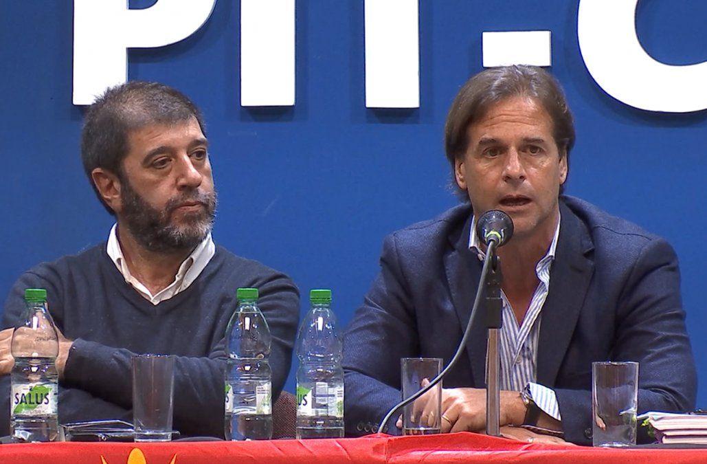 PIT-CNT reunido con Lacalle Pou: ¿qué le proponen los sindicatos al gobierno electo?