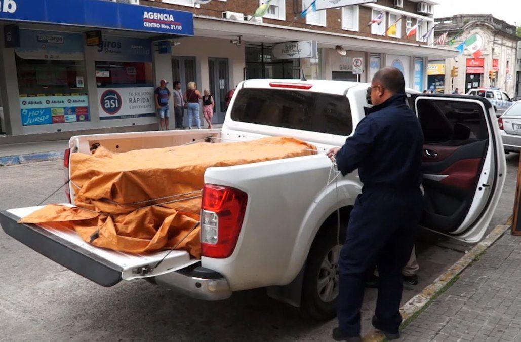 Delincuente murió al saltar de un segundo piso cuando era perseguido por intento de robo