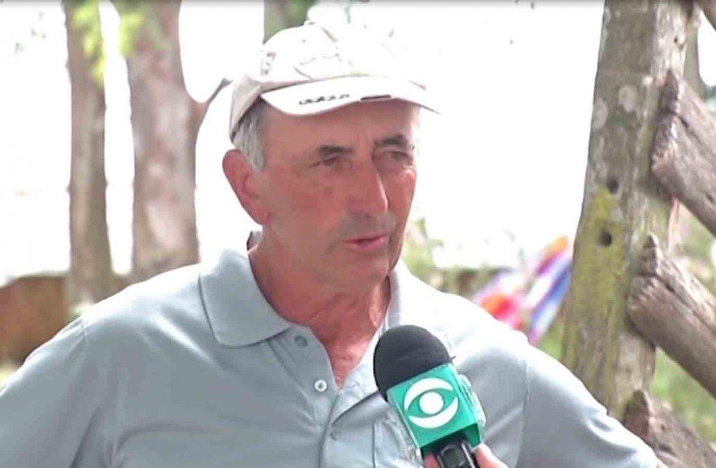 La carnearon viva, es un acto salvaje dijo el dueño de la vaca mutilada en Canelones