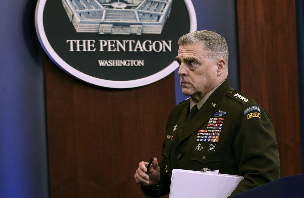 La carta de la retirada de EEUU de Irak es auténtica pero se envió por error