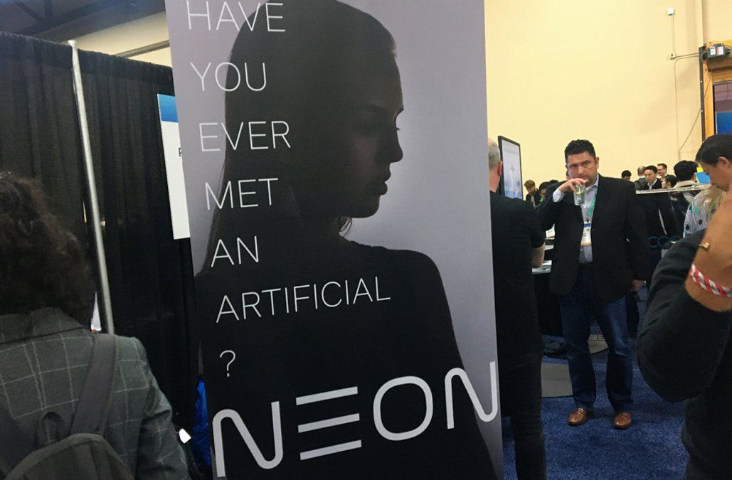Samsung presenta humanos artificiales capaces de expresar emociones