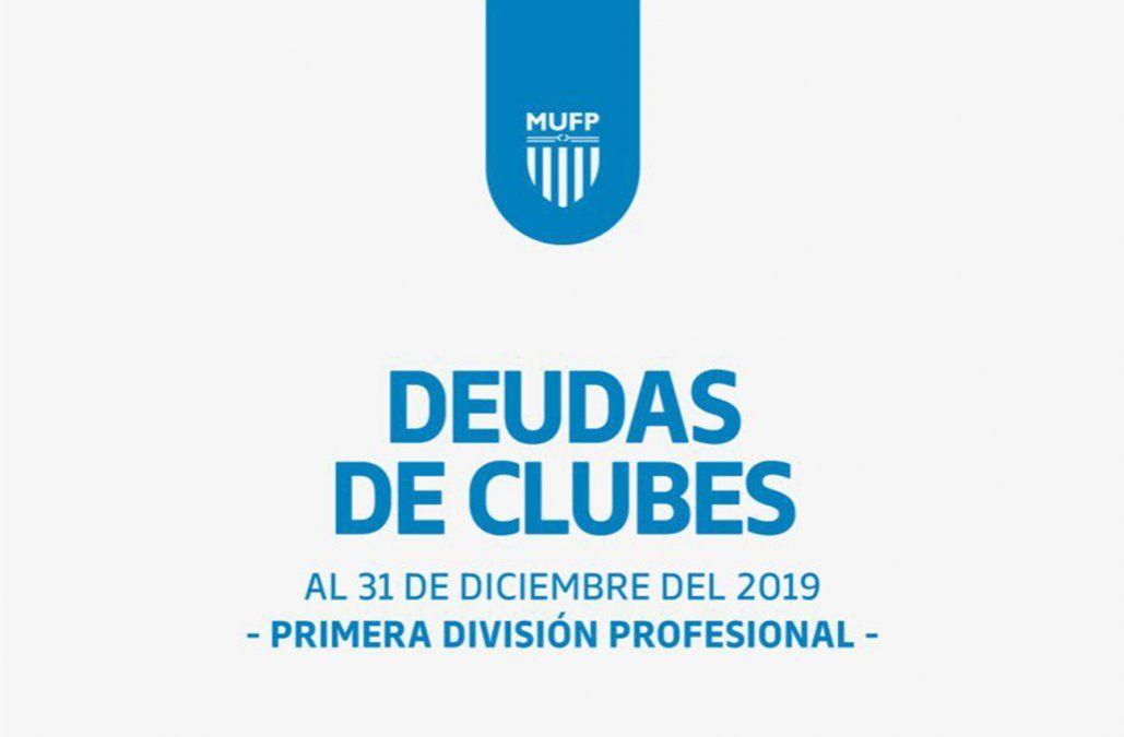 Mutual presentó deudas de los clubes; deben saldarlas para arrancar el campeonato
