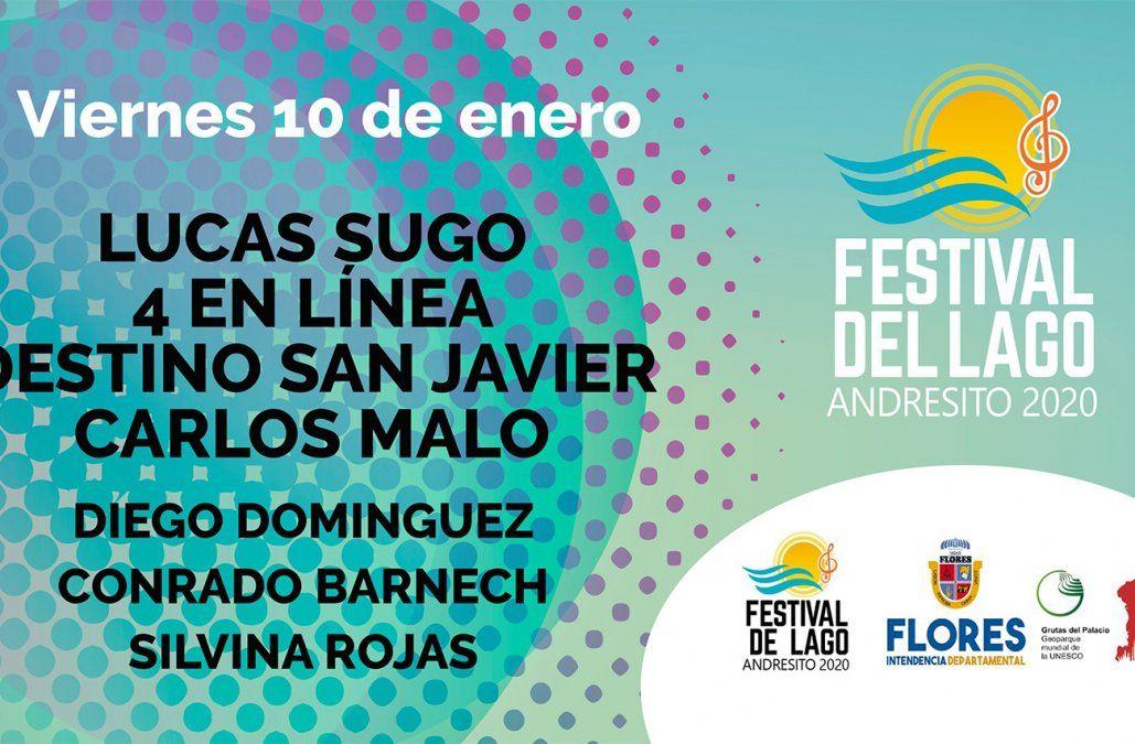 Este fin de semana se realizará el festival Andresito le canta al país en Flores