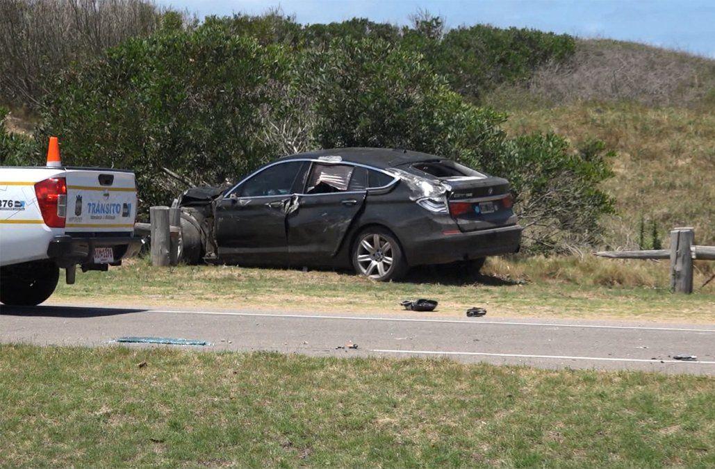 Imputaron al conductor argentino que atropelló a una mujer en la rambla de Punta del Este