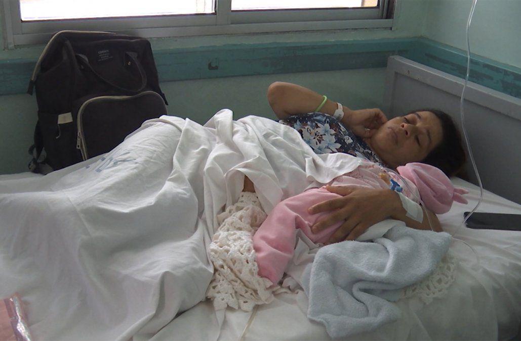 Embarazada que viajó en taxi de Melo a Montevideo presentará denuncia contra ASSE