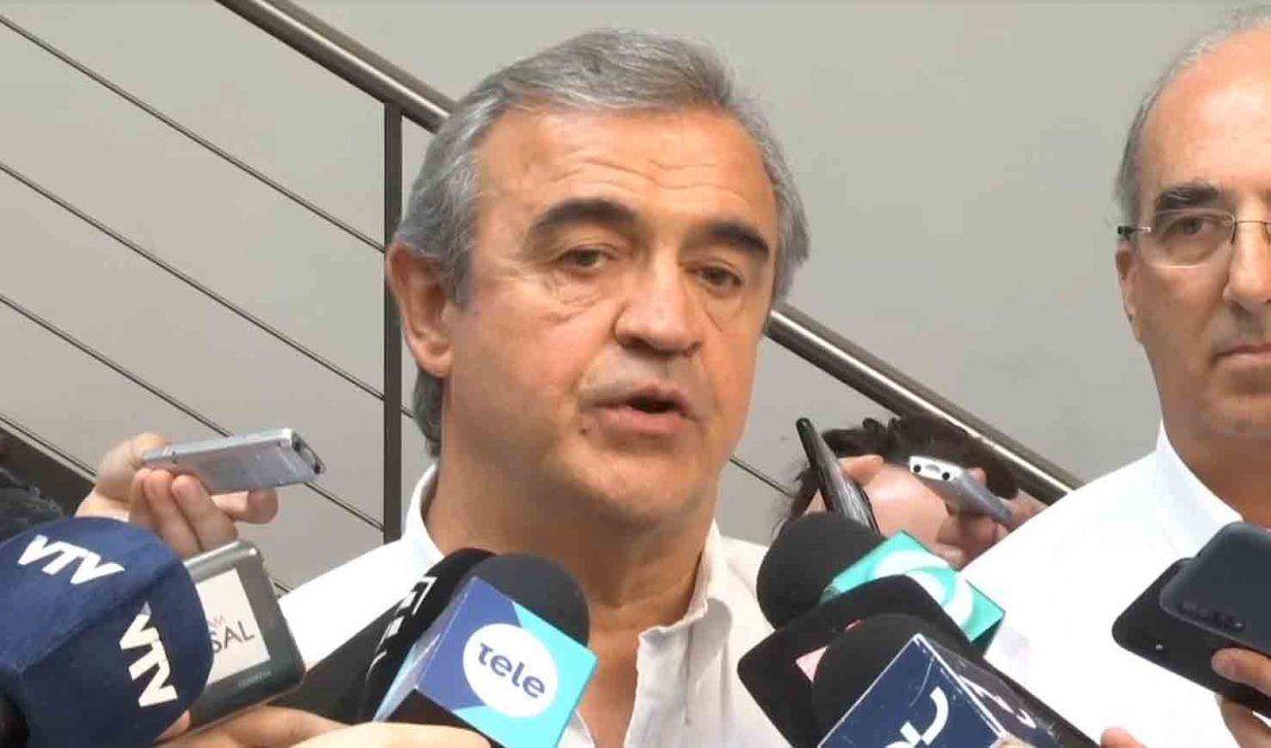 Larrañaga anunció que creará una dirección específica para combatir el abigeato