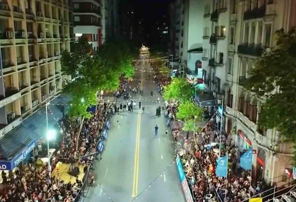 Se pusieron a la venta las localidades para los desfiles de Carnaval y Llamadas
