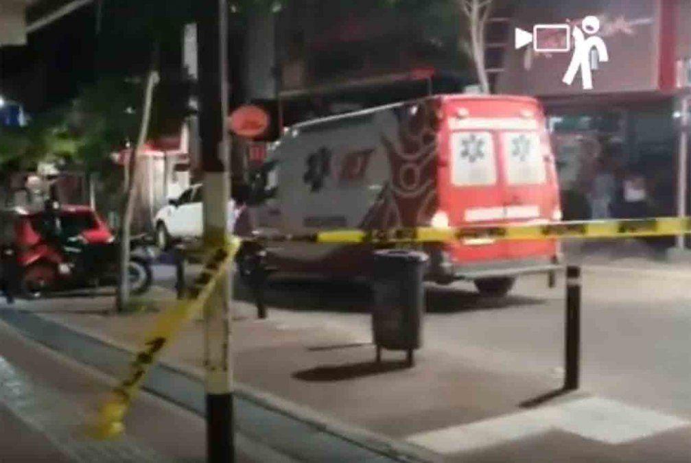 Investigan por posible femicidio al esposo de la mujer que cayó del décimo piso