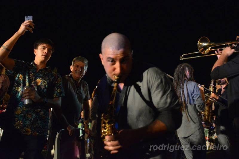 Llega a Mercedes el 13º Encuentro Internacional de Músicos Jazz a la Calle