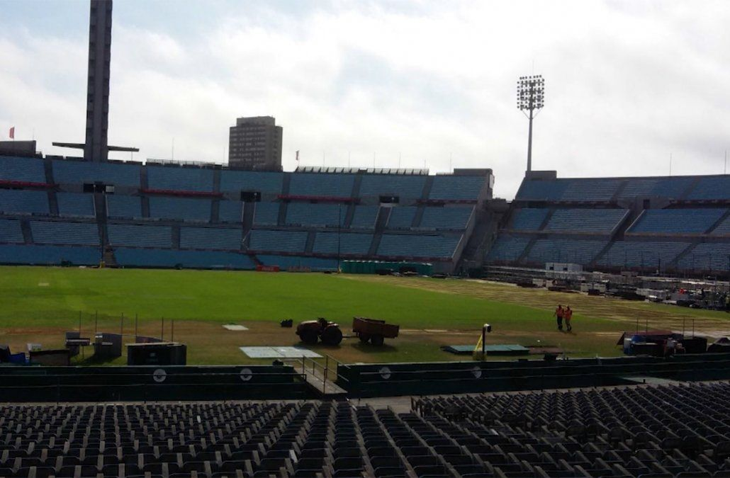 En 10 días robaron tres veces en las instalaciones del estadio Centenario