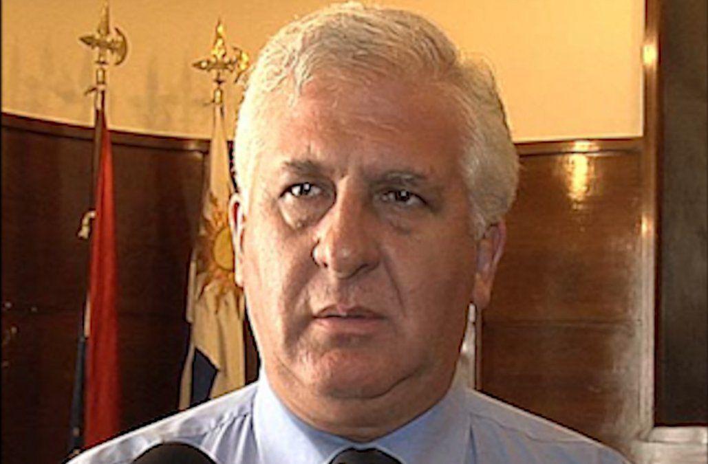 Diego Fernández será el director de Policía Nacional de Larrañaga