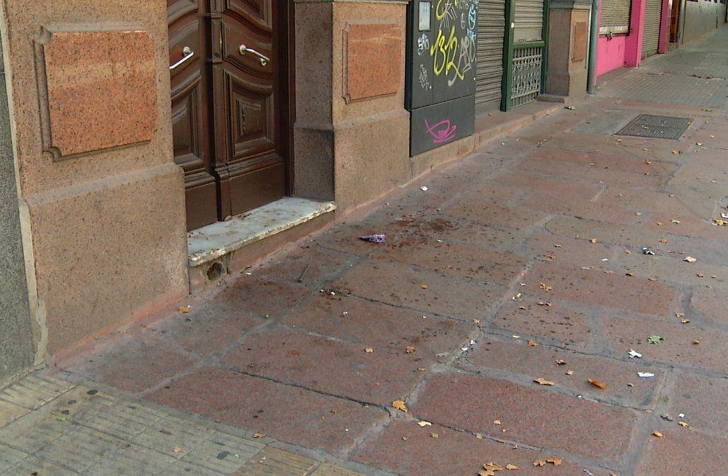 Un hombre que vivía en situación de calle fue asesinado de una puñalada
