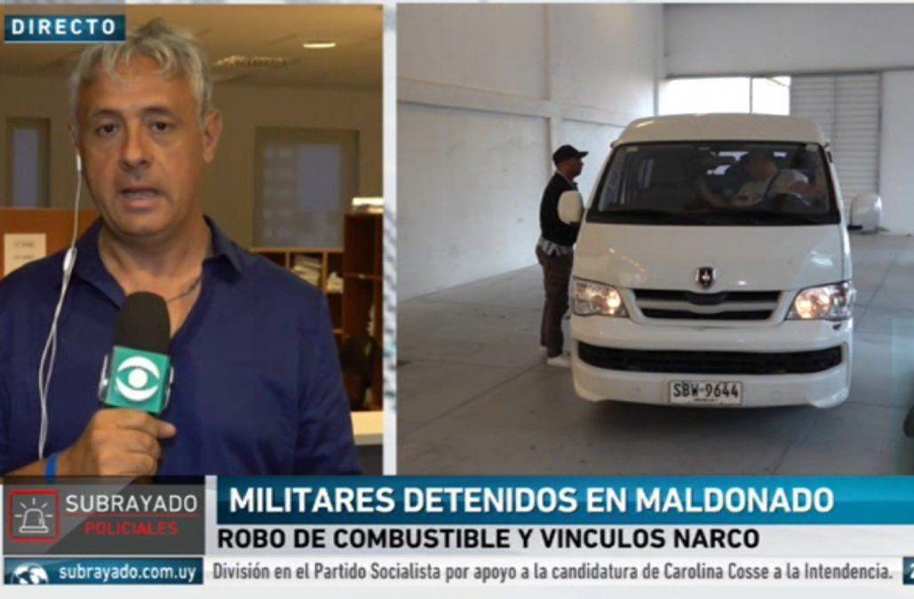Cinco militares detenidos por vender combustible a narcotraficantes