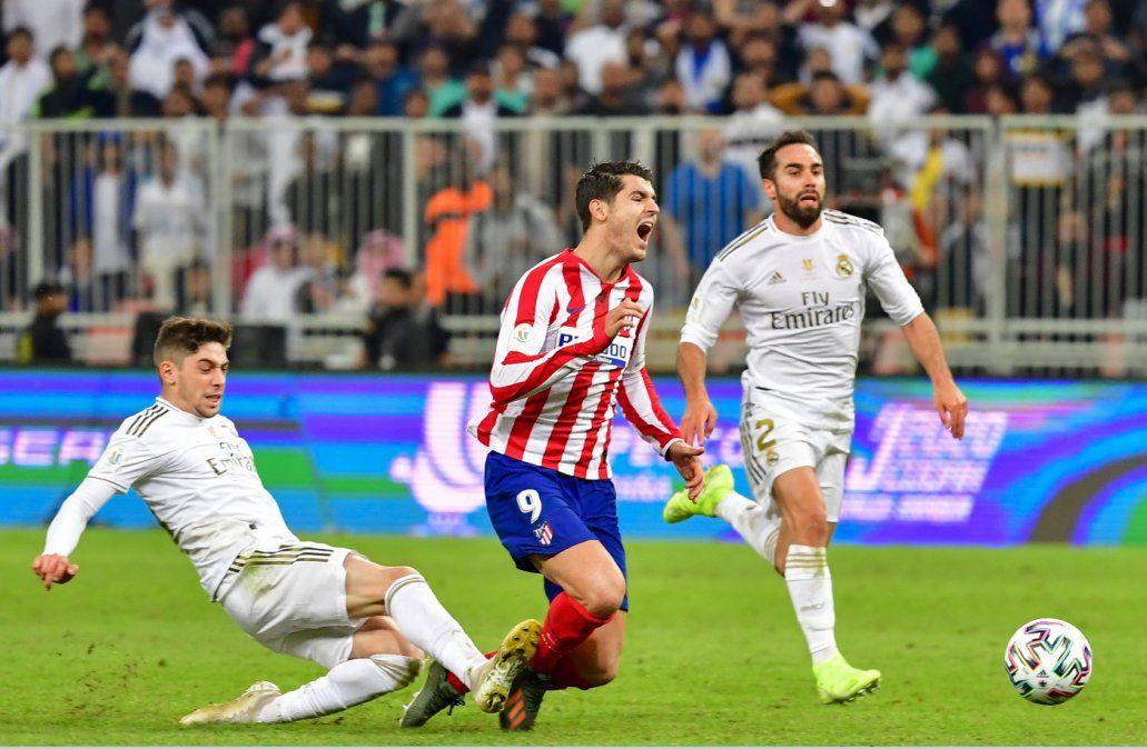 La consagración de Valverde, el premio como mejor jugador y la polémica por la patada