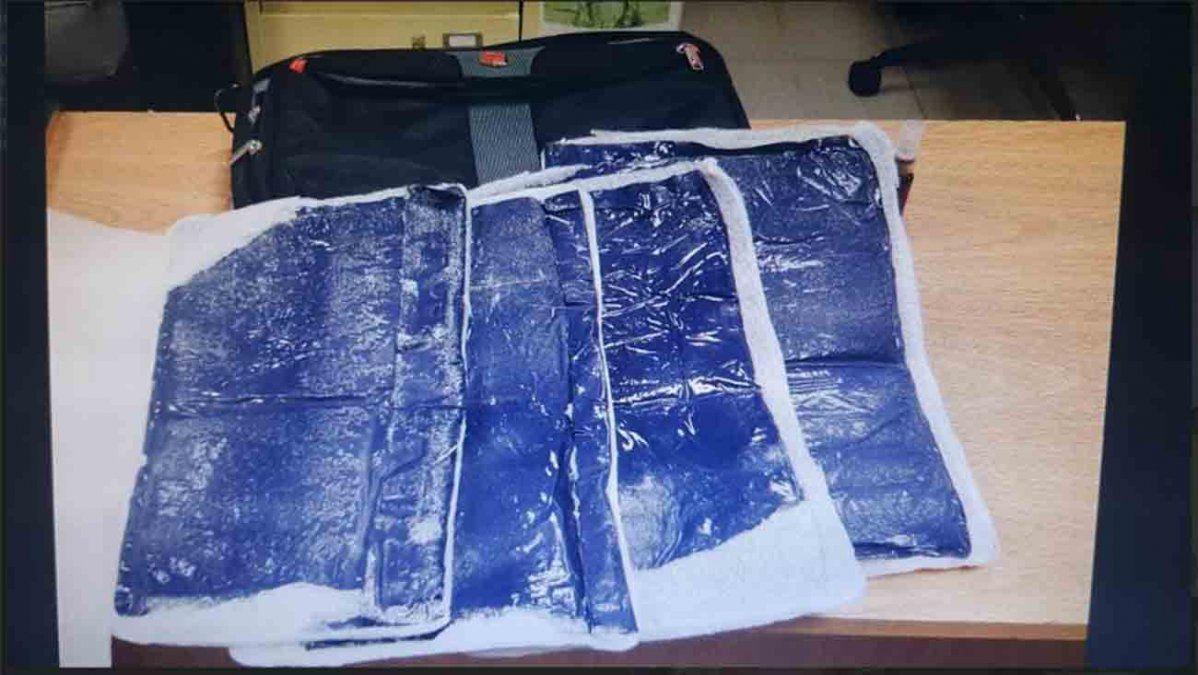 Desarticulan una banda de narcotraficantes que enviaba cocaína a Tenerife