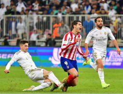 Fede Valverde fue sancionado con un solo partido por su expulsión en la Supercopa