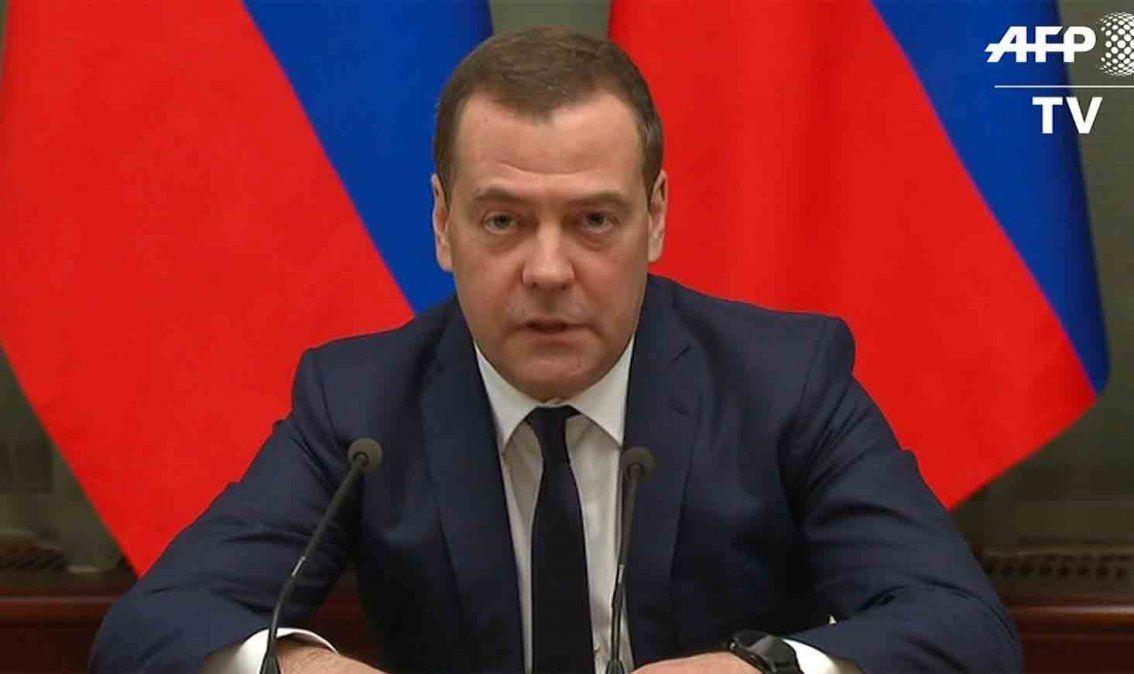 Renuncia del gobierno en Rusia tras la propuesta de Putin de reformar la constitución