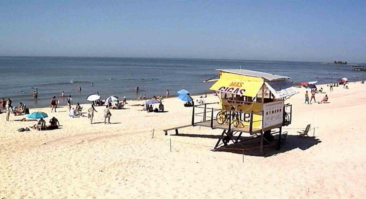 Guardavidas se mantienen en conflicto y paran sus servicios este fin de semana en algunas playas de Montevideo