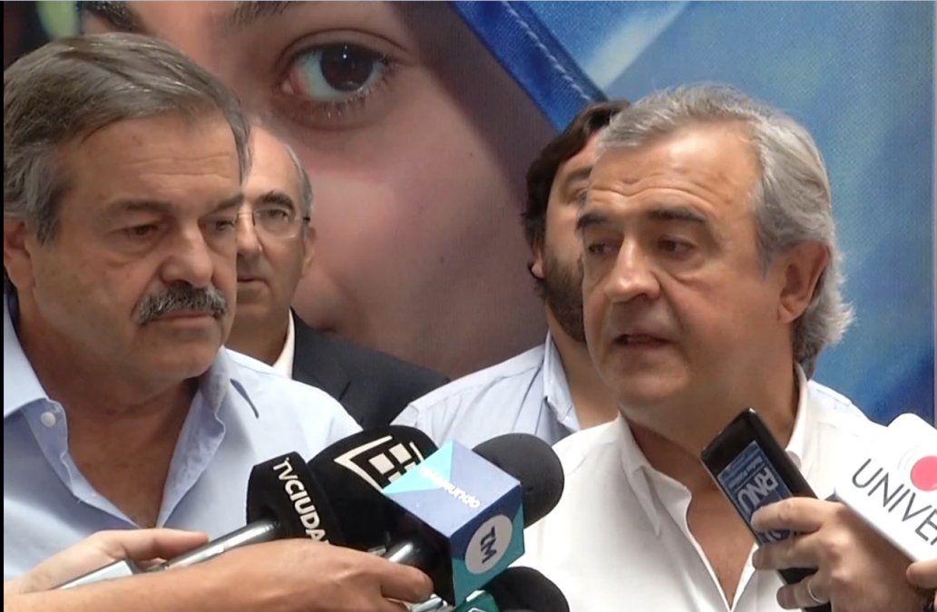 Larrañaga y Uriarte coordinan acciones para mejorar la seguridad en el campo