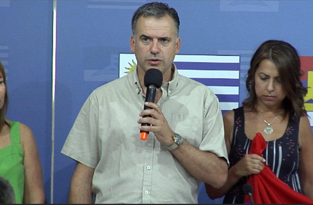 Yamandú Orsi fue proclamado candidato único del Frente Amplio en Canelones