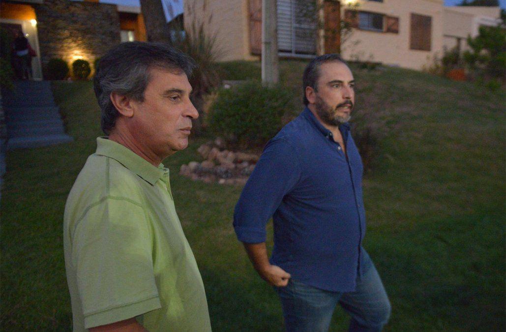 Ferreri y Álvaro García se bajan y apoyan la candidatura de Daniel Martínez en Montevideo