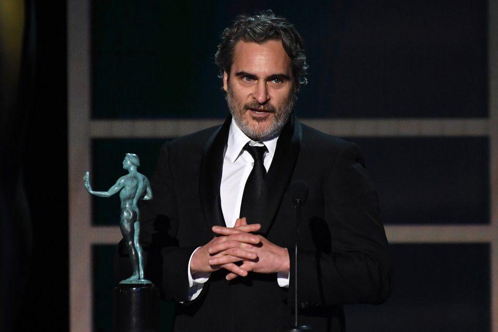 Phoenix arrasa con todos los premios a mejor actor protagonista por Joker